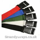 2  x 1.5m 40mm Side release (Luggage Suitcase )TieDown Strap