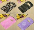50Pcs 15*9cm Wholesale Pretty Patterns Plastic Jewelry Gift Shopping Bags Totes