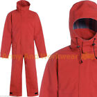 Hooded Boilersuit Padded Waterproof Thermal Gore-Tex Linesman Coverall Overall