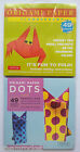 "ORIGAMI PAPER SQUARES Tuttle Publishing - 6¾"" x 6¾"" Assorted Double Sided Colour"
