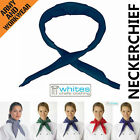 Neckerchief Chefs Neck Scarfs/Ties Mens/Ladies Professional Catering Clubber Hat