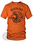 NEDERLAND Olympics Dutch Soccer Netherlands Orange American Apparel 2001 T-Shirt