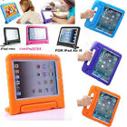 Kids Children Shockproof Foam Handle Stand Case Cover for iPad mini Air 2 3 4 UK
