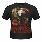 THE TEXAS CHAINSAW MASSACRE French Film Poster Leatherface T-SHIRT NEU
