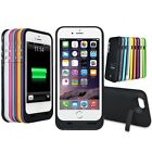 NEW Portable Charger Case Charging External Battery Pack for iPhone 5 5S 2200mAh