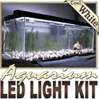 Cool White Aquarium Tank Coral LED Backlight Night Light On / Off Switch Control