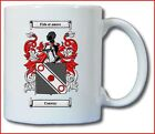 CONWAY COAT OF ARMS COFFEE MUG