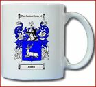 HINDLE COAT OF ARMS COFFEE MUG