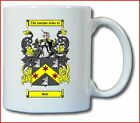 BEAL COAT OF ARMS COFFEE MUG