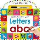 Letters A B C [With Writing Pen] by Roger Priddy (English) Board Books Book Free