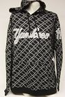NEW Mens Majestic New York Yankees Sweatshirt Hoodie NY Black Chain Link on Ebay