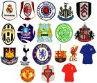OFFICIAL FOOTBALL CLUB - CREST AIR FRESHENER CAR BADGE ACCESSORY KIT GIFT XMAS