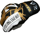 Rex Leather Grappling Gloves Mitts Training Cage Fight MMA Gloves