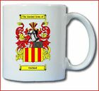 GARLAND COAT OF ARMS COFFEE MUG