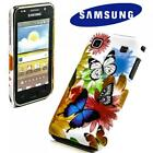 Butterfly Case Handy Cover Schutz Hülle Samsung Galaxy S i9000 i9001 Plus M358