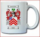 LANGTON COAT OF ARMS COFFEE MUG