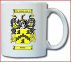 BICKLEY COAT OF ARMS COFFEE MUG