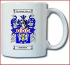 MULHOLLAND COAT OF ARMS COFFEE MUG