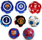 "OFFICAL FOOTBALL CLUB - 4"" MINI SOFT BALL SKILLS TRICKS TRAIN SOUVENIR GIFT XMAS"