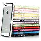 For iphone 5 5S 5C New Mix Color Bumper frame case cover