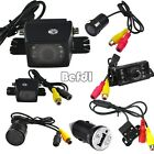 Night Vision Car Rear Back Reverse Backup View Parking Camera 135°/ 120° Angle
