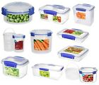 SISTEMA Lunch/Sandwich/Salad/Storage Boxes - KLIP IT Rectangular & Round Range