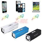 Music Portable Mini Speaker USB Micro TF/ SD Card Reader AUX MP3 iPod PC Tablet