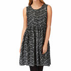Charcoal Rose Casoria  Womens  Dress - Erica Tribal