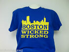 Boston Wicked Strong Marathon T-Shirt, Boston Marathon