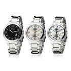 NEW Fashion Luxury EYKI Lover Gift Office Stainless Steel Band Date Wirstwatch