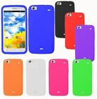 For BLU Life View L110a Cover Silicone Soft Rubber Gel Gelly Fitted Skin Case