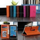Luxury PU Leather Wallet Pouch Sleeve Stand Flip Case Cover For Nokia Lumia 920