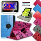 For Google Nexus 10 (SAMSUNG) Tablet 360 Rotating PU Leather Case Cover Stand