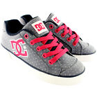 Womens DC Shoes Chelsea SE Low Cut Lace Up Skate Shoes Navy Trainers New UK 3-8
