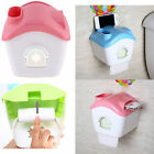 Washroom Waterproof Toilet Paper Holder Roll Tissue Case Phone Stand Home
