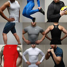 New Mens Compression Base Layers Tights Gear Under Thermal T-Shirts Pants Wear