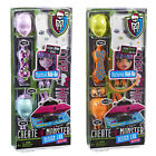 Childrens Girls Monster High Create A Monster Lab Pack Design Set Doll Toy New