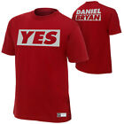 WWE DANIEL BRYAN YES OFFICIAL T-SHIRT ALL SIZES NEW