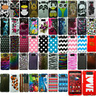 For Motorola Droid MAXX XT1080M Rubberized PATTERN HARD Protector Case Cover