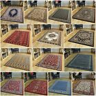 New Traditional Small Medium Large Carpet Rugs Soft Modern Easy Clean Mat CHEAP