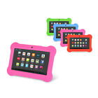 Orbo Junior 2016 Google Android 4.4.2 Wi-Fi Touch Tablet Kids Edition w Gel Case