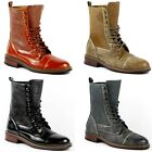 Polar Fox Men's Lace Up Military Combat Work Desert Ankle Boot MPX-801025