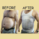 SLIMMING N LIFT Shirt VEST CHEST BODY SHAPER BELLY BUSTER UNDERWEAR COMPRESSION