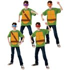 Ninja Turtle Costume Kids Teenage Mutant Ninja Turtles Halloween Fancy Dress