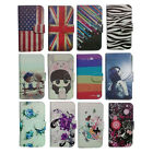 luxury Wallet cartoon cute case Cover For SAMSUNG HUAWEI NOKIA