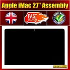 """New FHD LED Screen LM215WF3 (SD)(D1) & Front Glass for A1418 21.5"""" iMac"""
