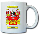 BRANNON COAT OF ARMS COFFEE MUG