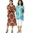 SEWING PATTERN Butterick B5739 Misses Easy PULL ON PANTS PULLOVER TOPS DRESSES