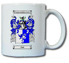 NIELD COAT OF ARMS COFFEE MUG