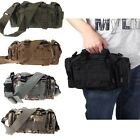 Utility Tactical Waist Pack Waterproof Military Camp Hiking Outdoor Travel Bag